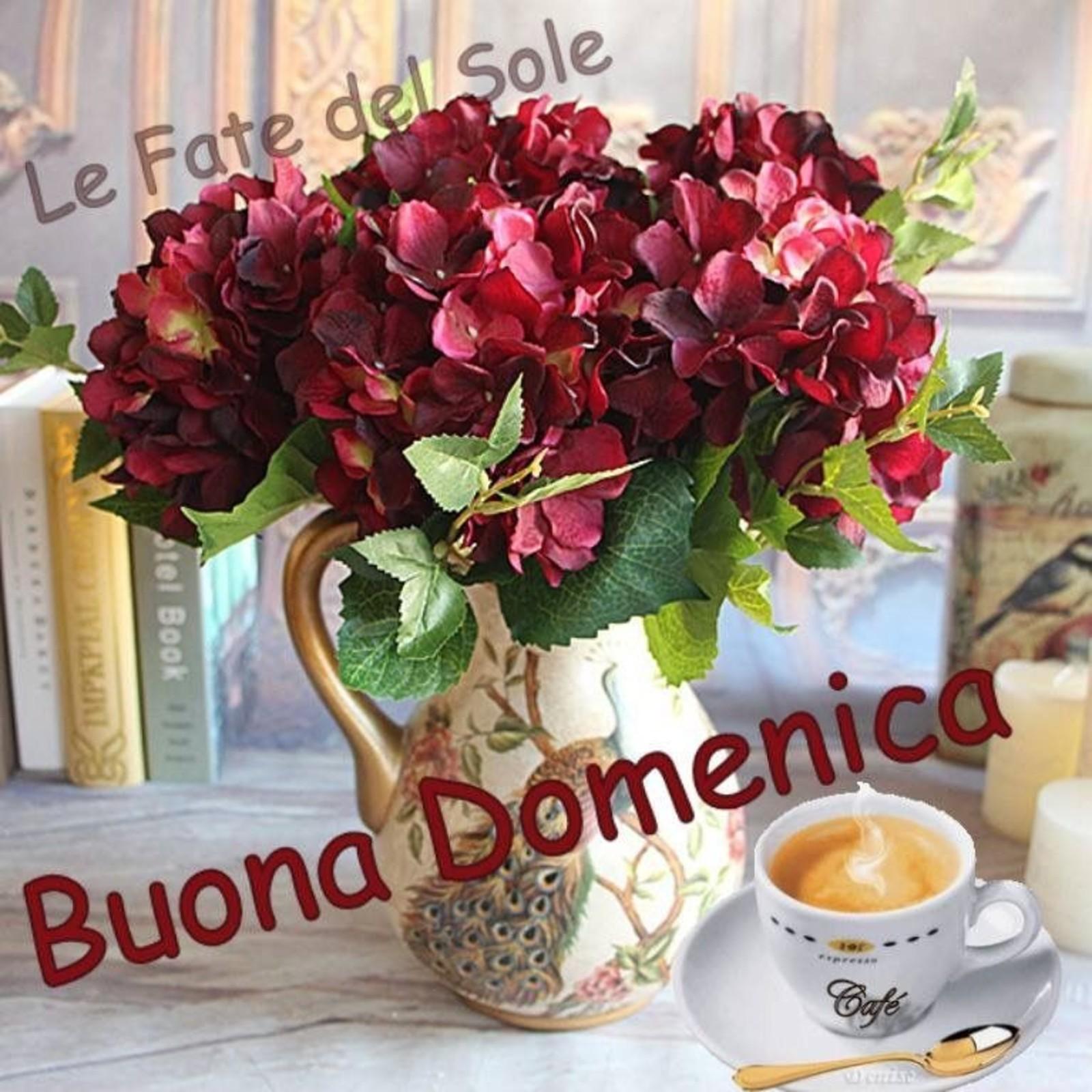 A Tutti Voi Buona Domenica Immaginifacebook It
