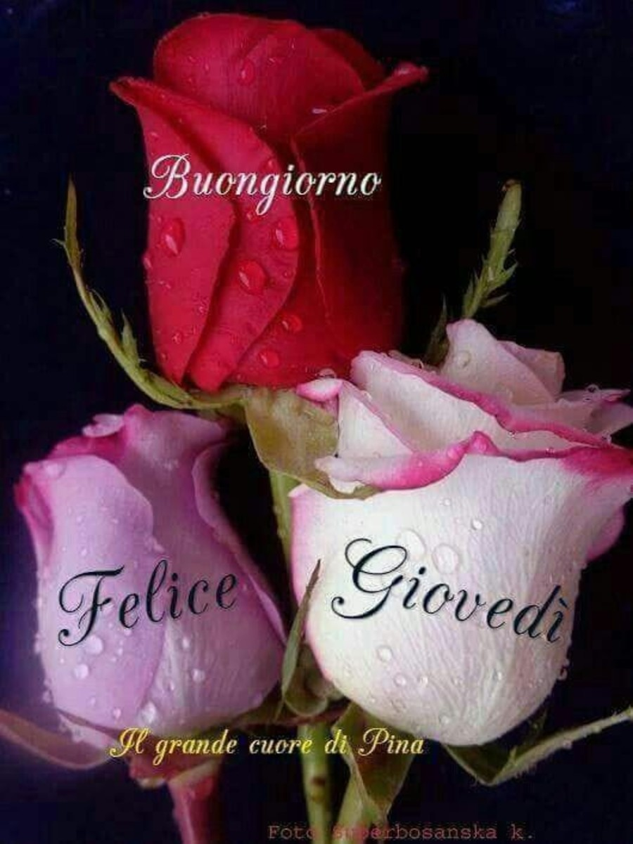 Buon Giovedì Amore 2 Immaginifacebook It