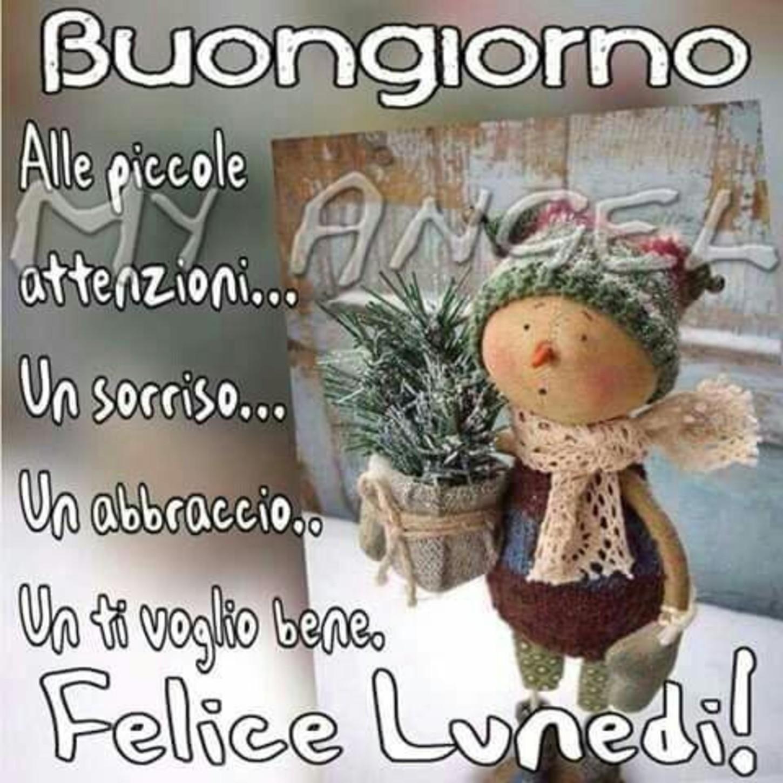 Buon Lunedi Invernale Immaginifacebook It