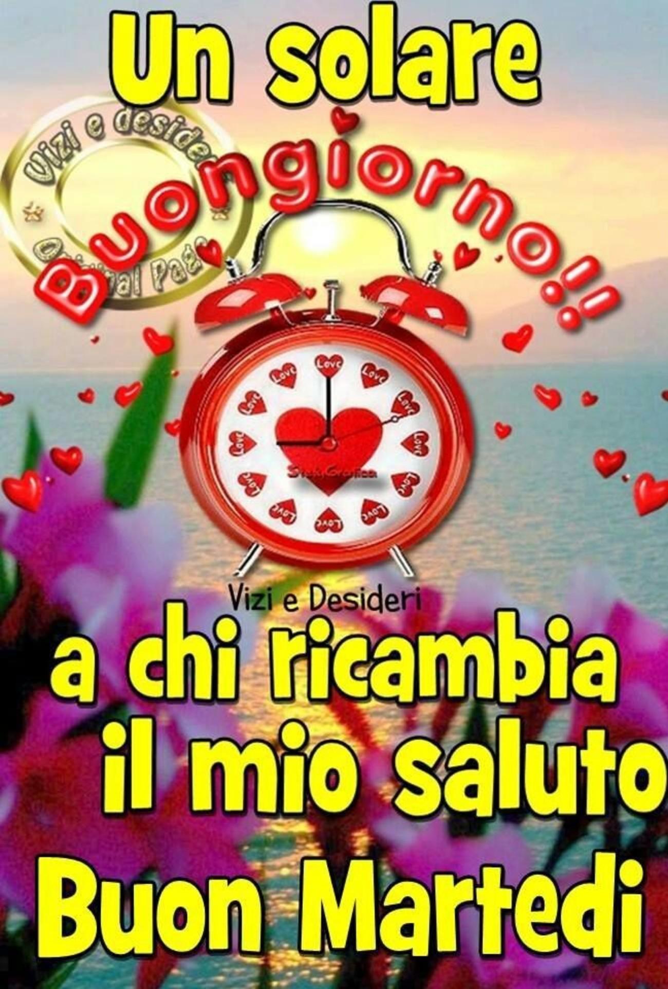 Buon Martedì A Tutti Gli Amici 3364 Immaginifacebook It