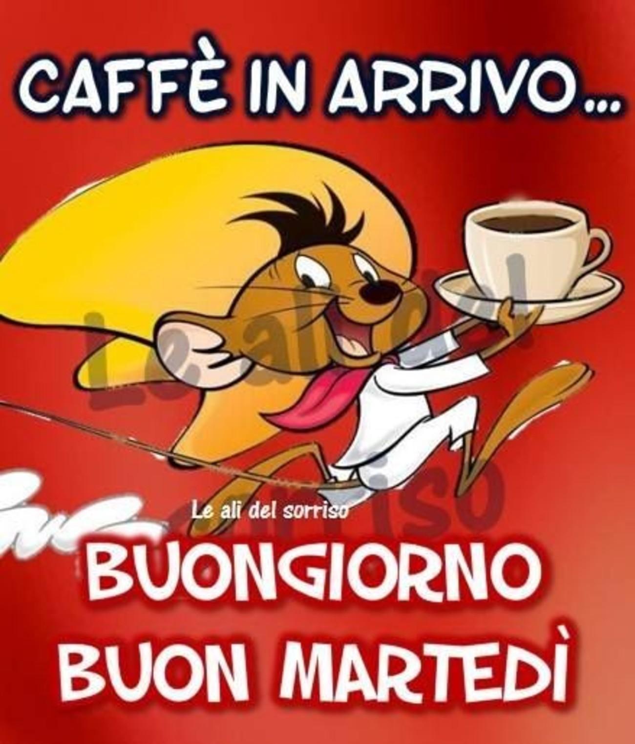 Buon Martedì caffè 2