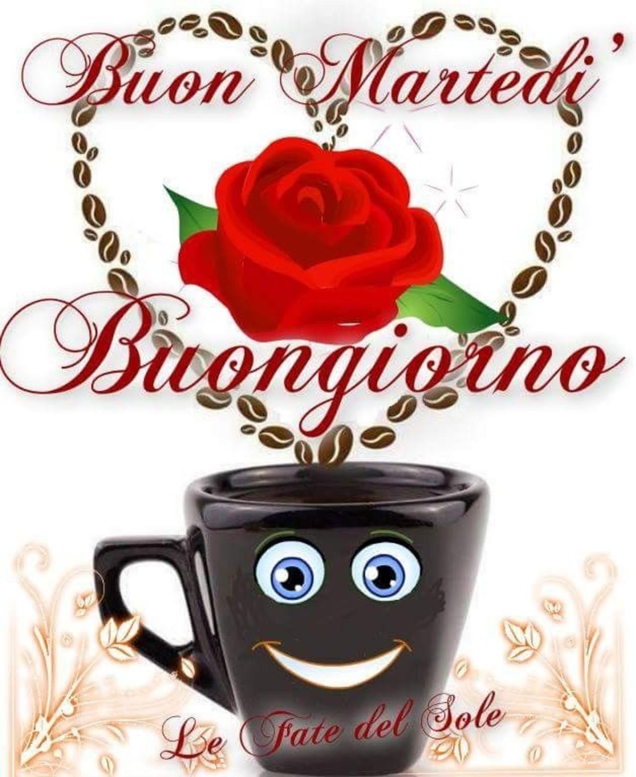 Buon Martedì caffè 3