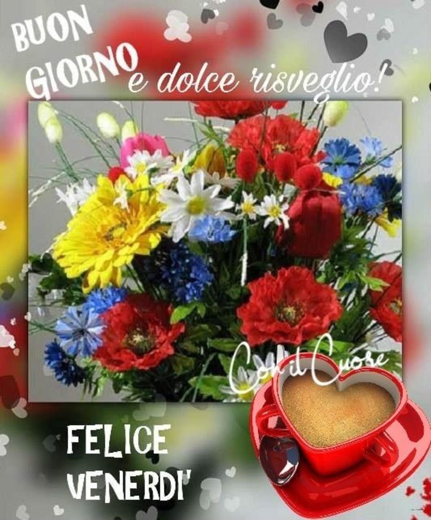 Buon Venerdì Caffè 2 Immaginifacebook It