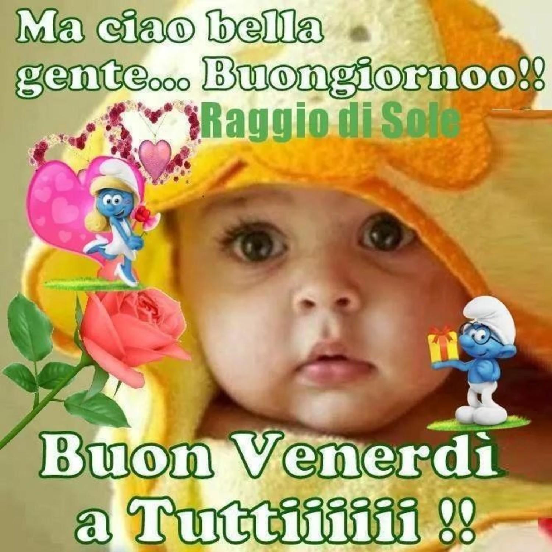 Buon Venerdì Immagini Con Bambini Immaginifacebookit