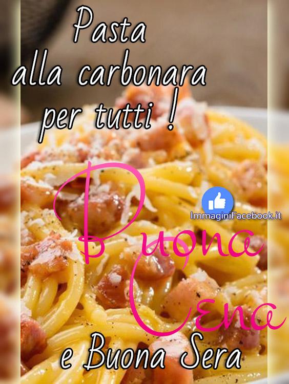 Buona Cena e Buona Sera immagini Facebook