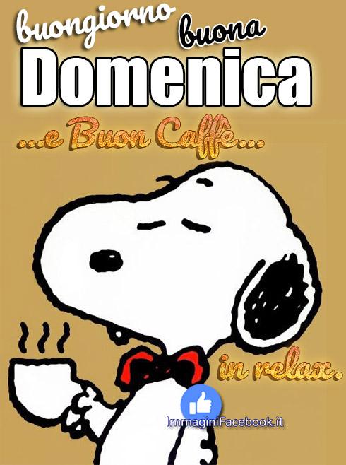 Buona Domenica Buongiorno Snoopy 2