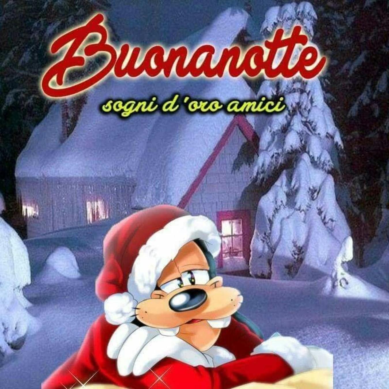 Buonanotte Pippo natalizio