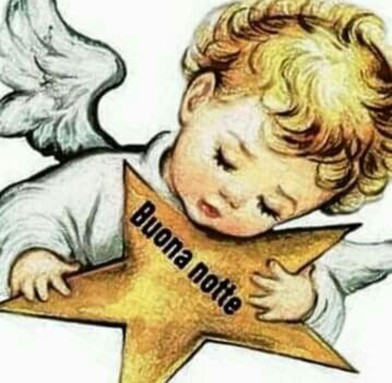 Buonanotte Angeli 4 Immaginifacebookit