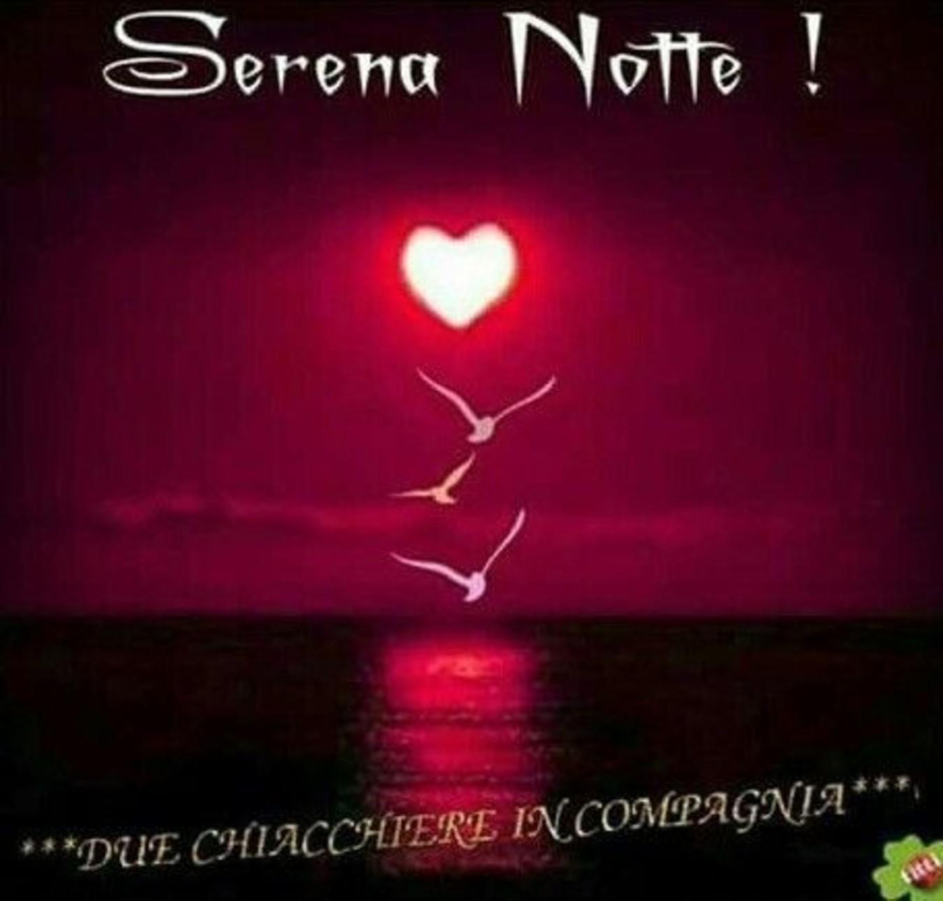 Buonanotte Con Il Cuore Immaginifacebook It