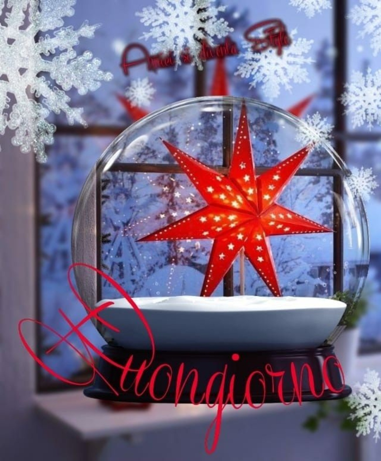 Buongiorno immagini natalizie 9