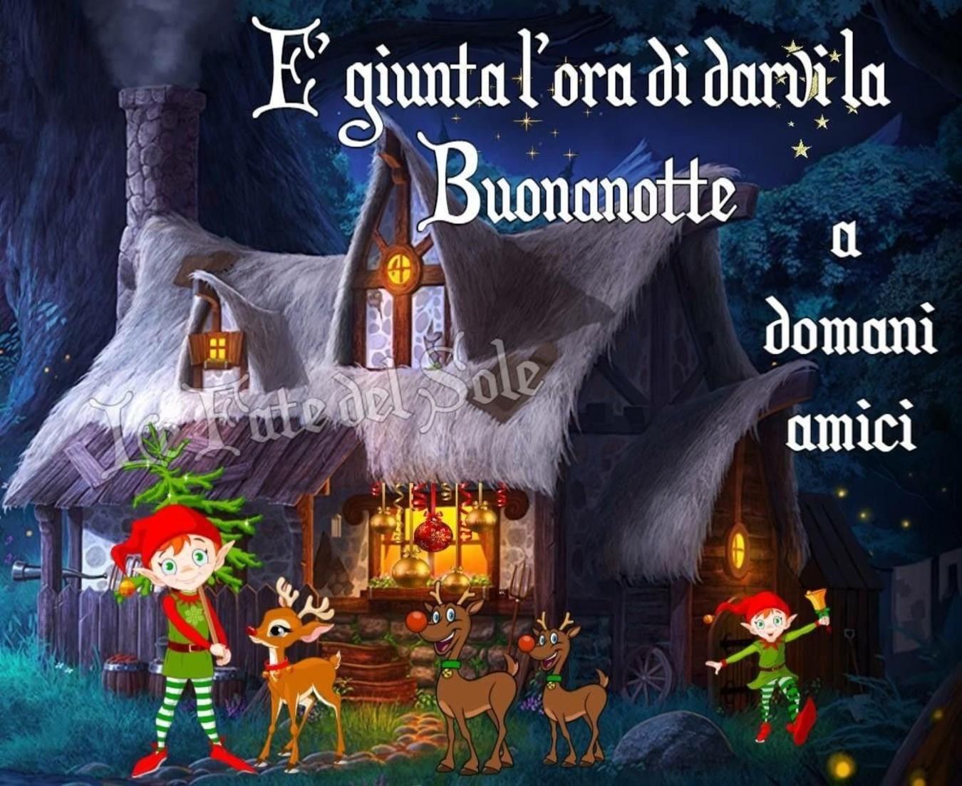 Immagini Buonanotte natalizie 2