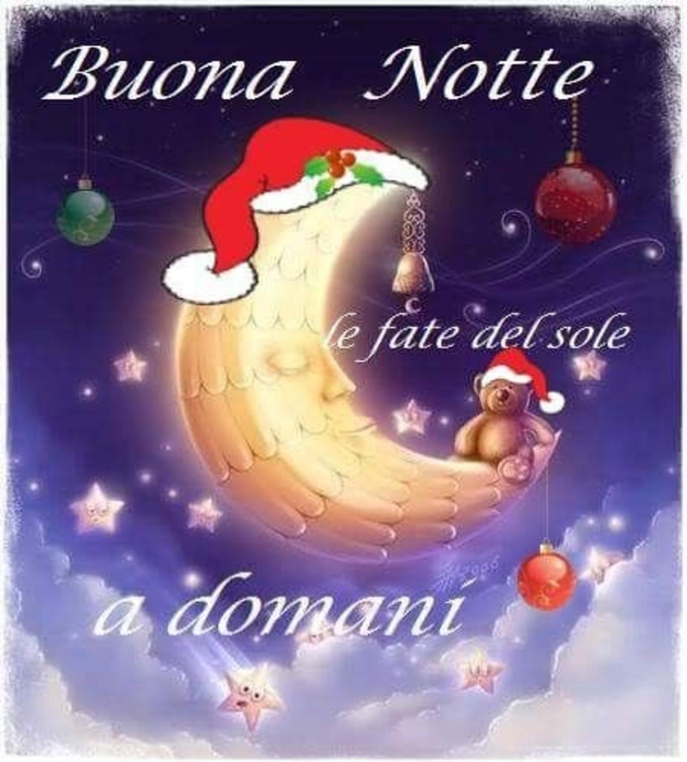Immagini Buonanotte natalizie 5