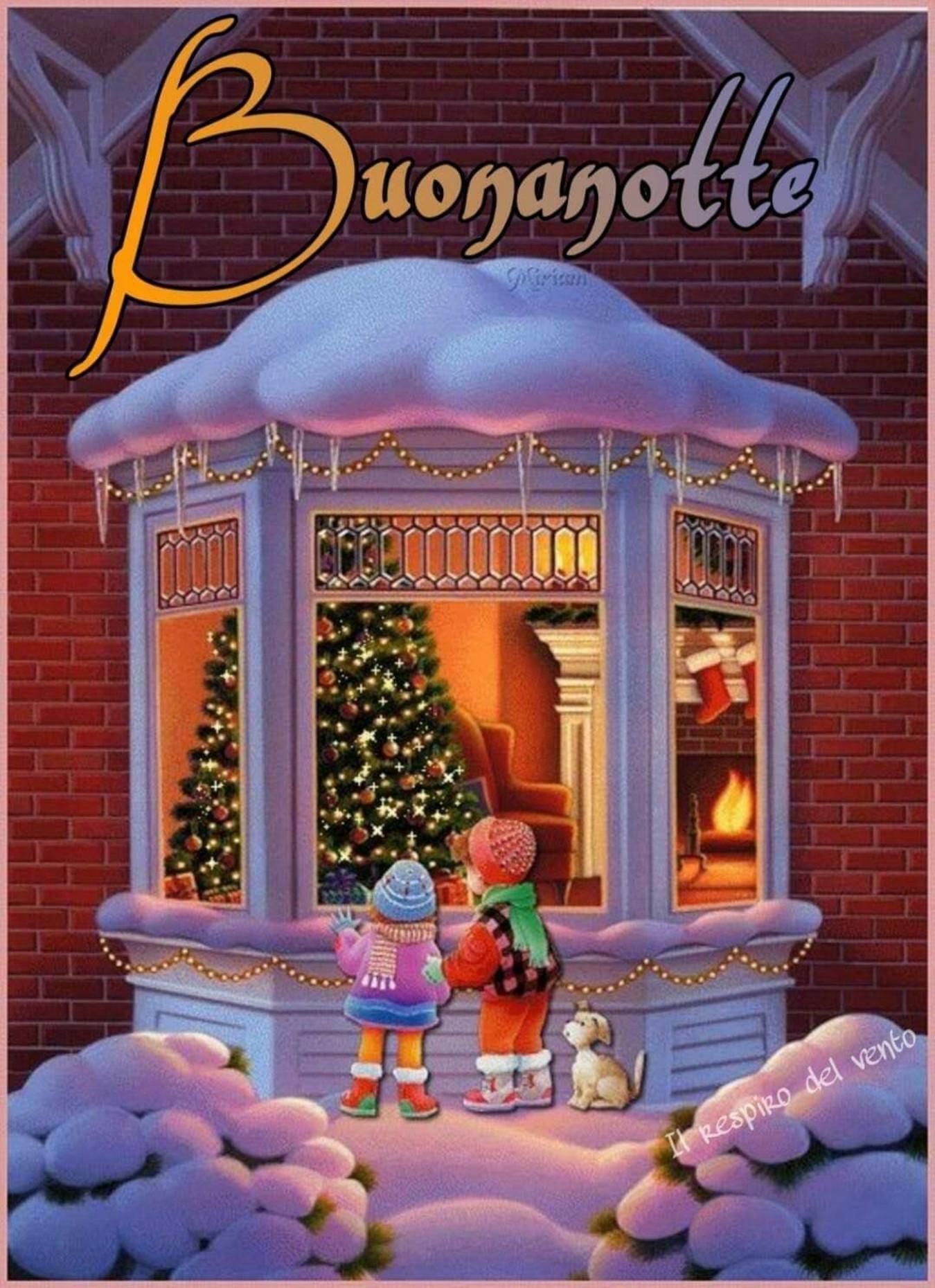 Immagini Buonanotte natalizie 7