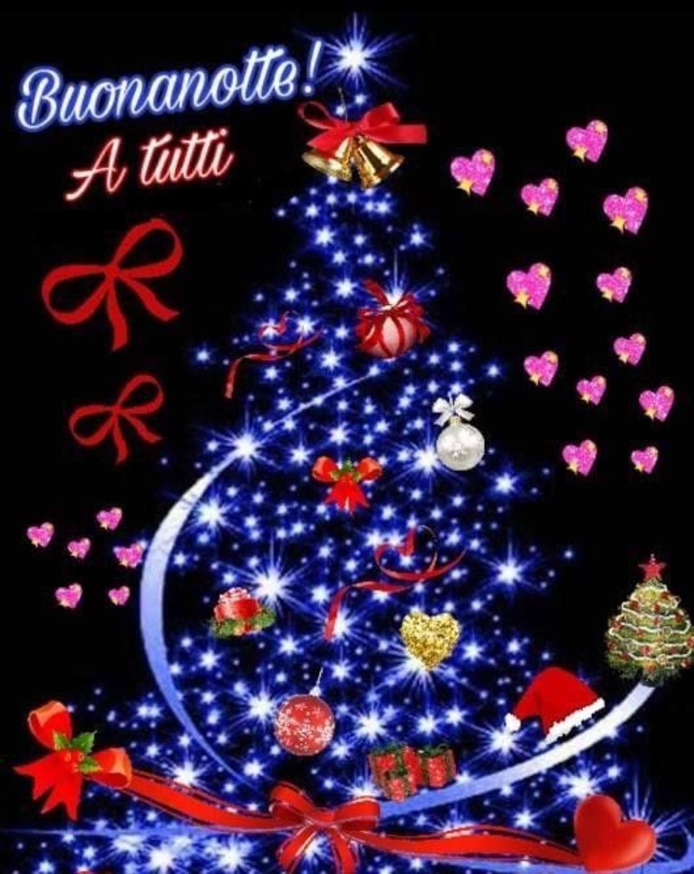 Immagini Buonanotte natalizie