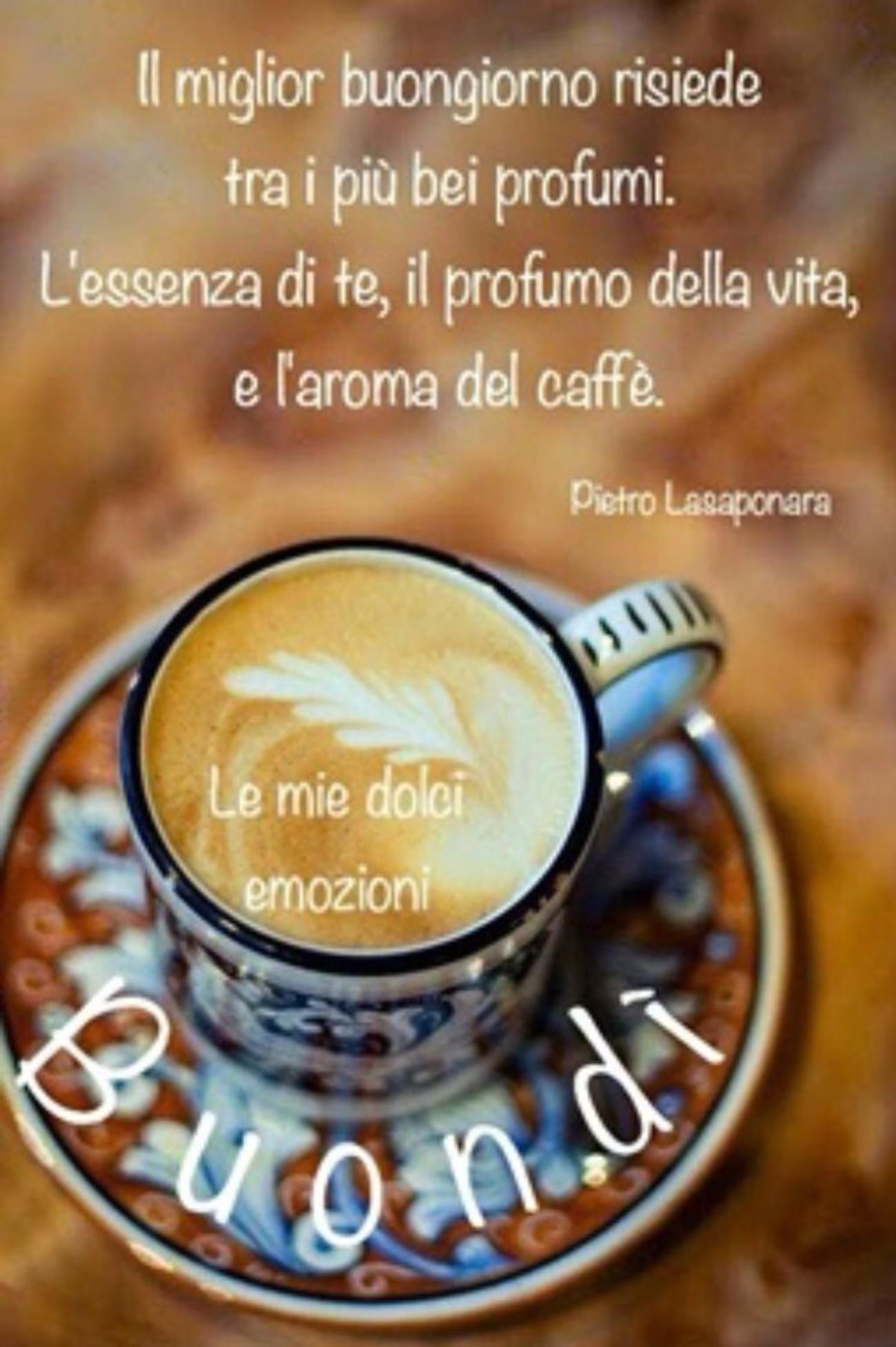 Immagini Buongiorno con caffè 2