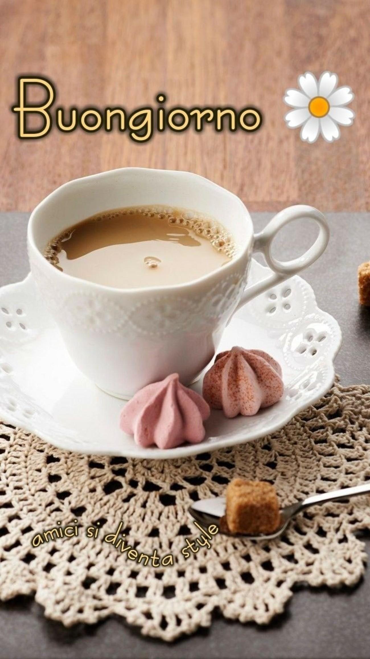 Immagini Buongiorno con caffè 3