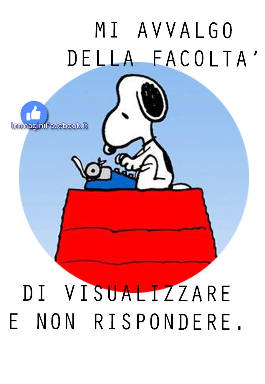 Immagini Snoopy frecciatine