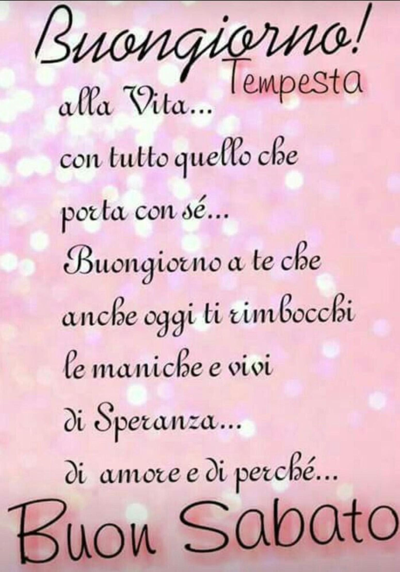 Immagini buon sabato facebook archives for Buon sabato sera frasi