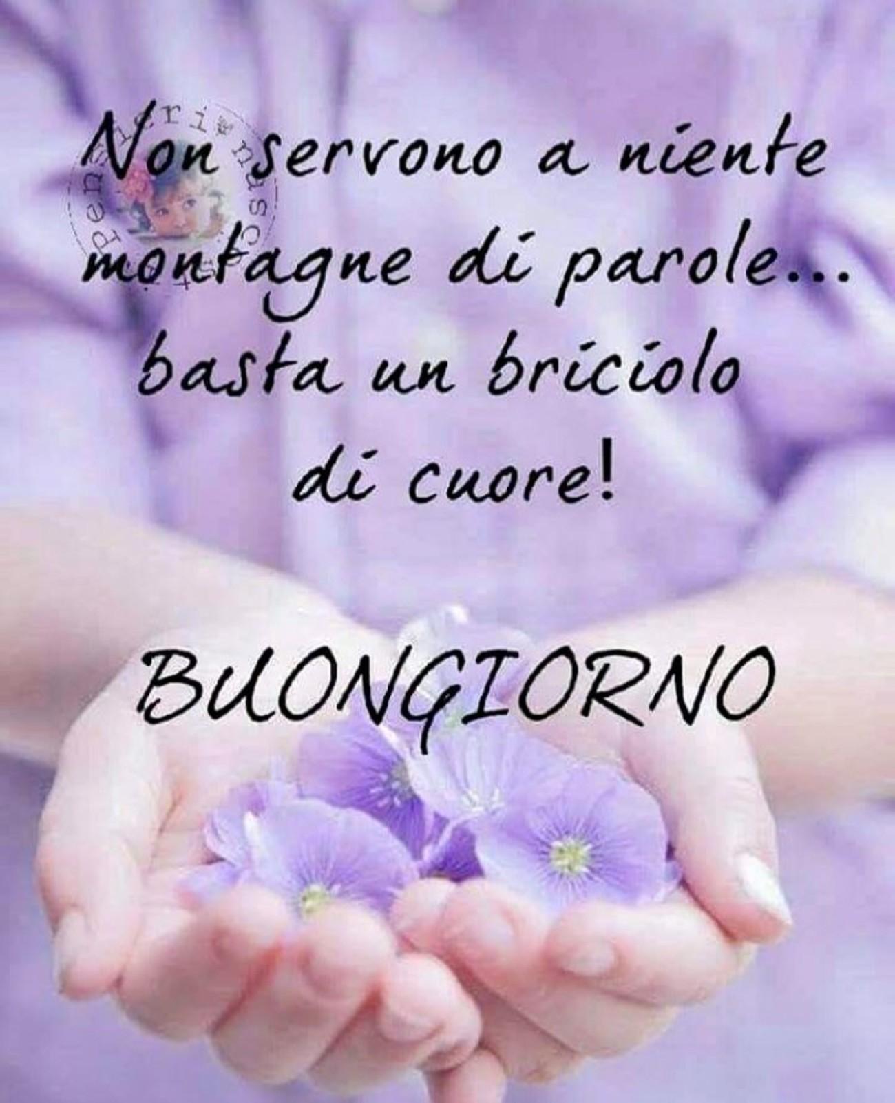Immagini Con Frasi Belle Buongiorno Immaginifacebook It