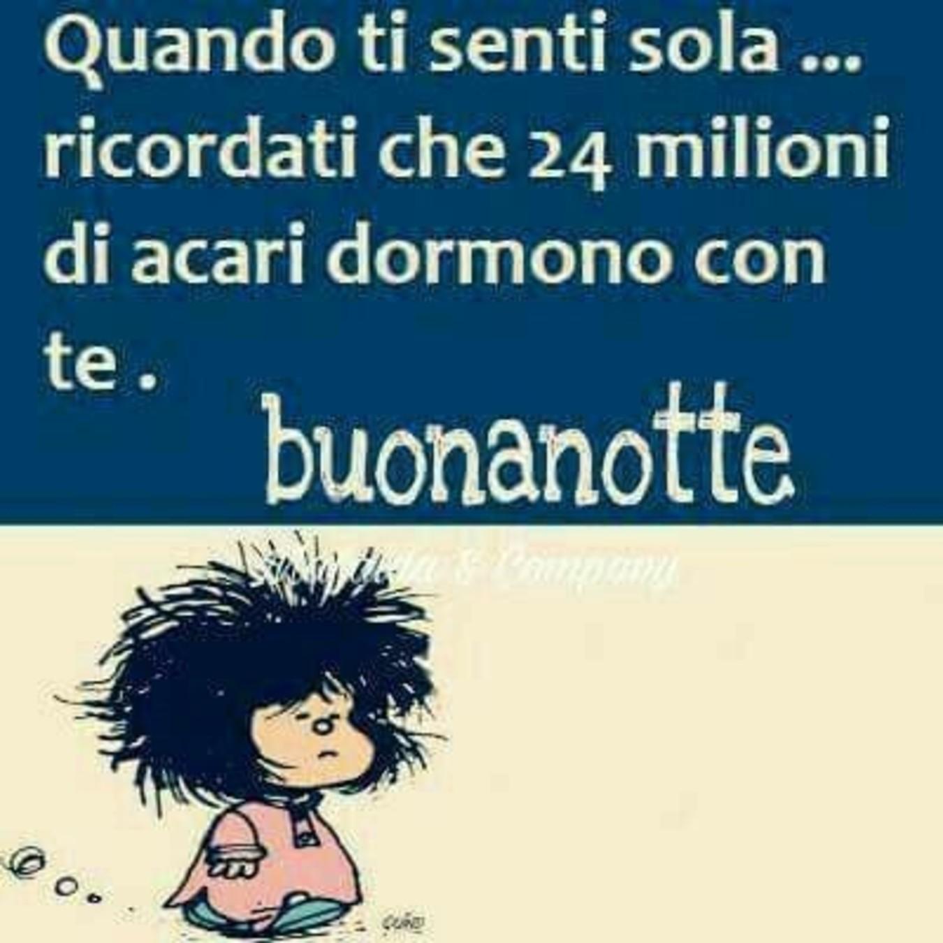 Mafalda Buonanotte Immaginifacebookit