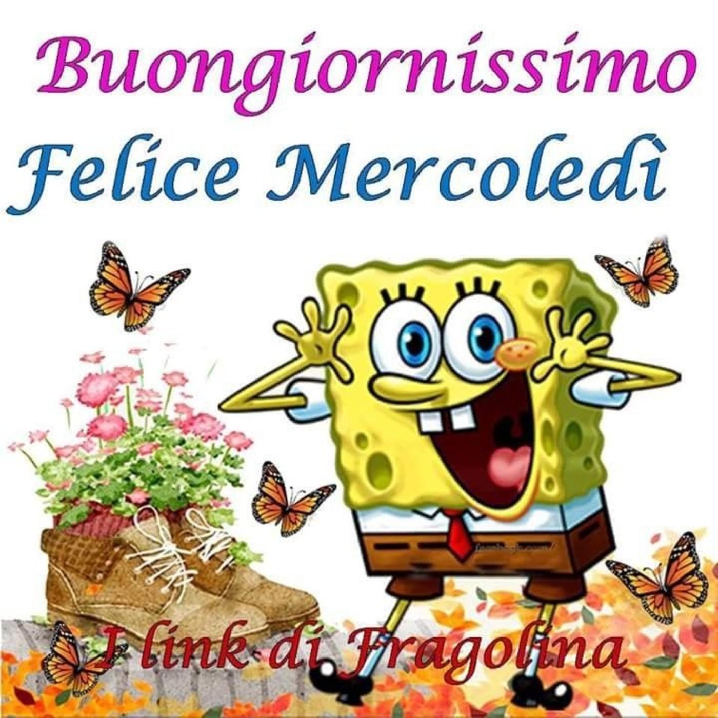 Spongebob Buon Mercoledì