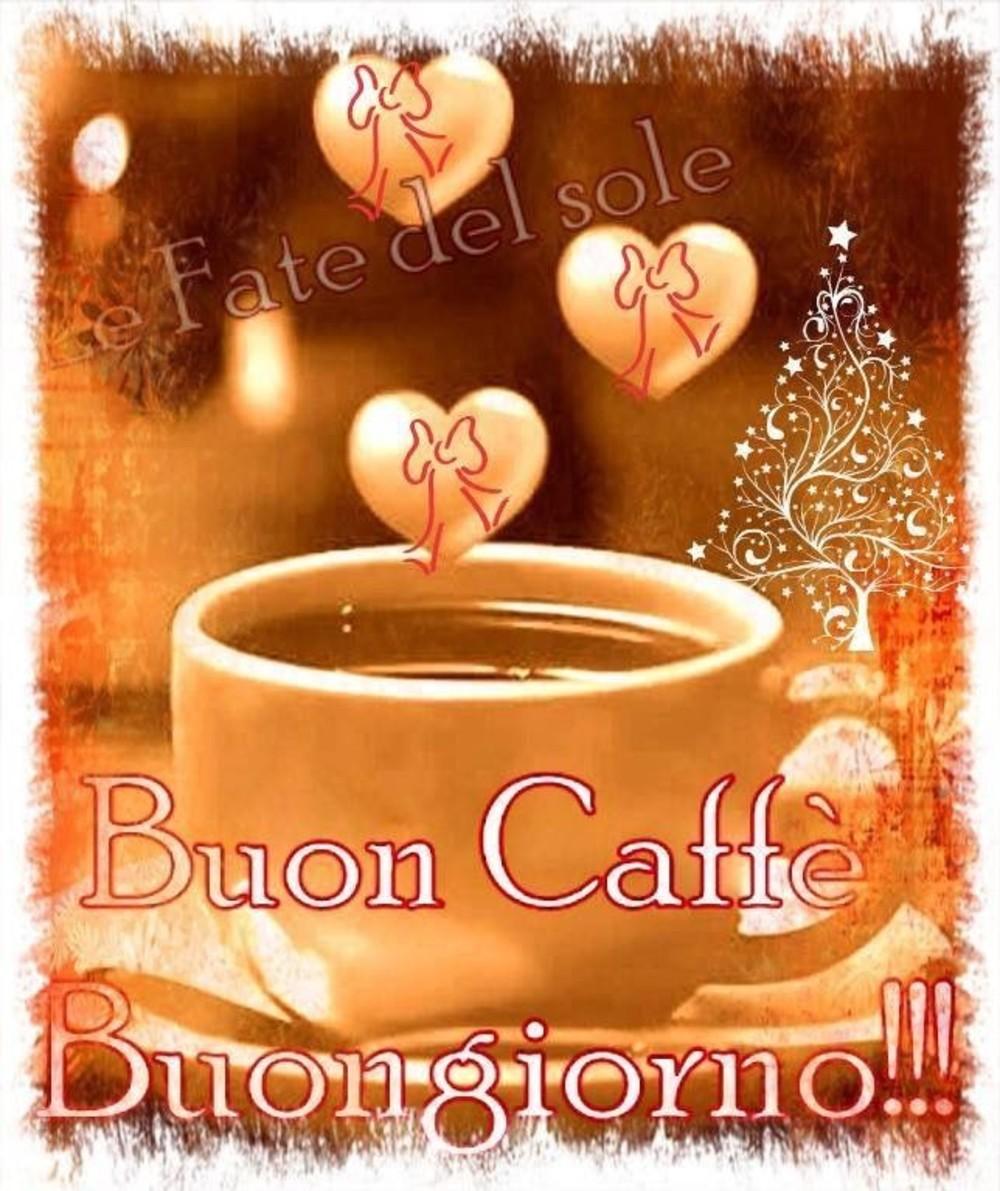 Buon caffè Buongiorno