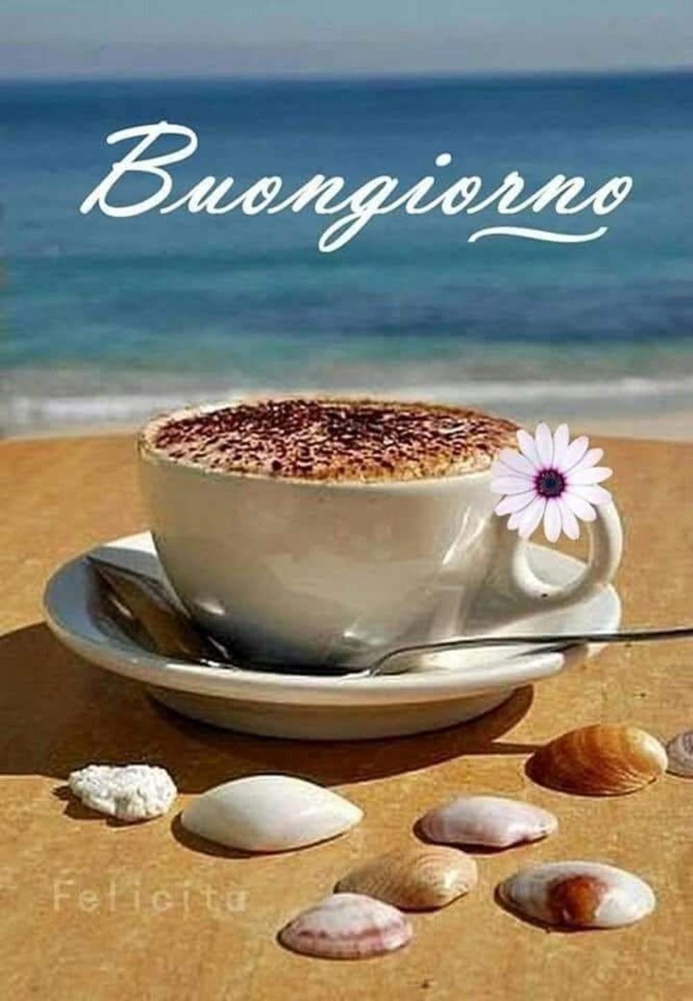 Buongiorno cappuccino