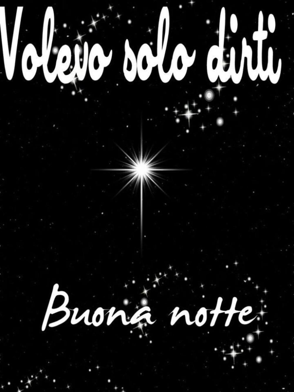 Auguri Di Buonanotte Immaginifacebook It