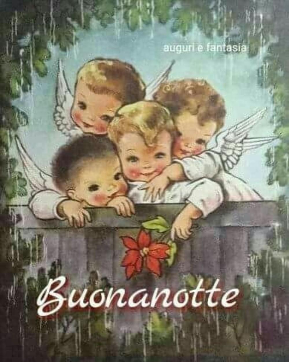 Buonanotte A Tutti I Miei Amici 9892 Immaginifacebook It