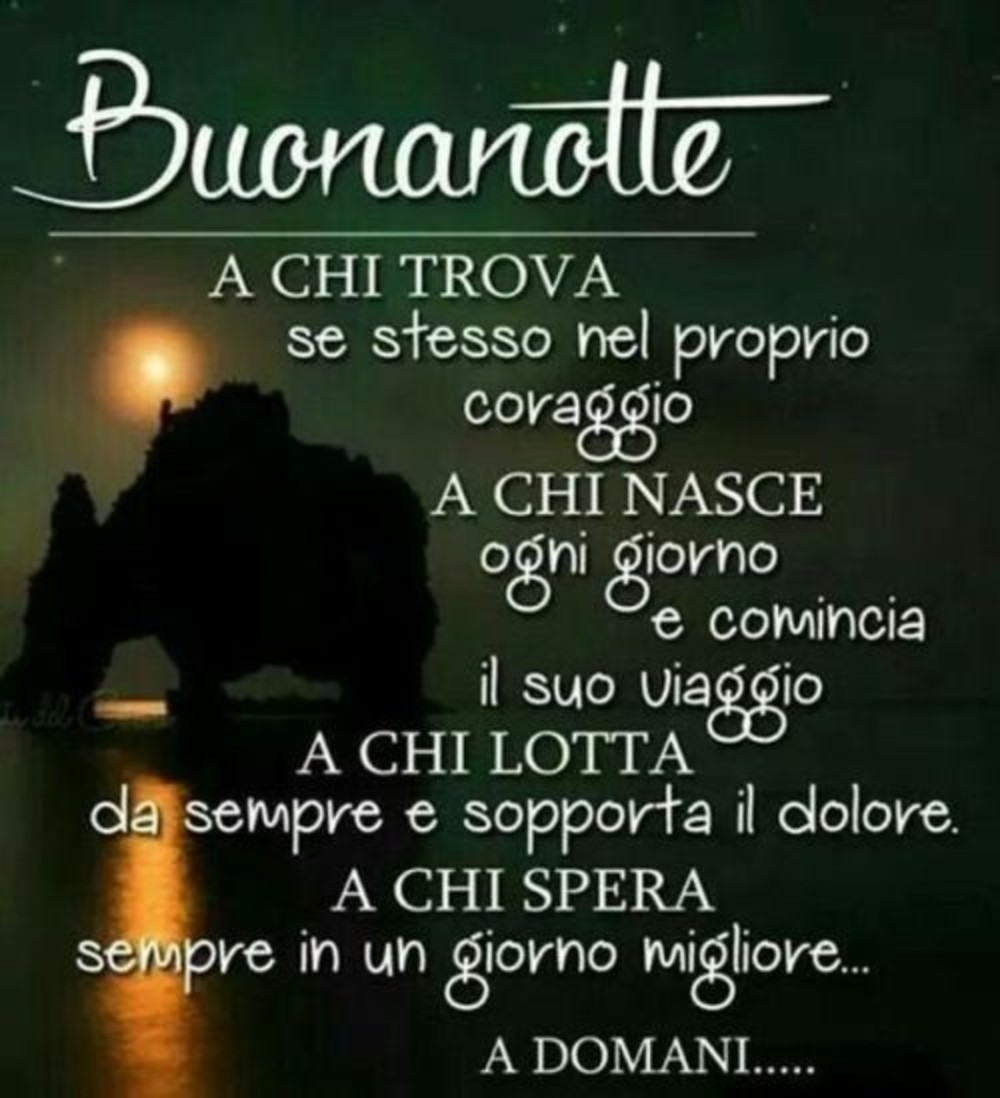 Felice Notte Immaginifacebook It
